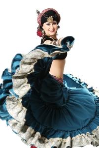 Rebeca Piñeiro por Adelita Chohfi
